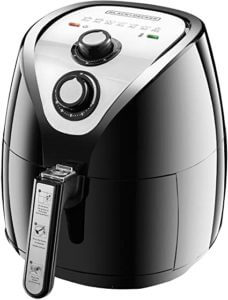 airfryer black and decker